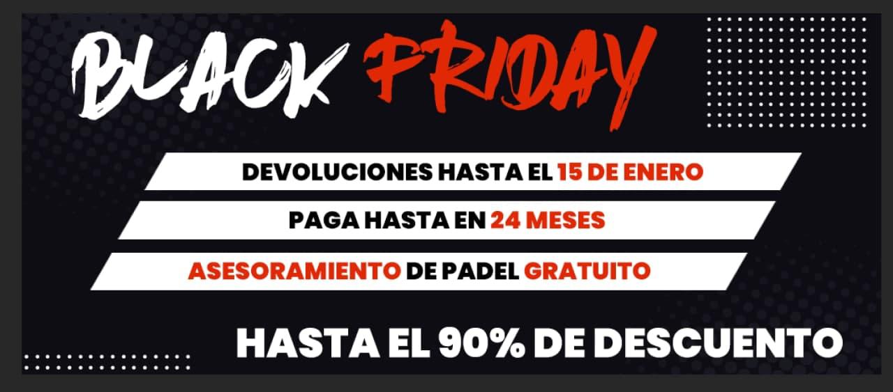 Chelín telar cansado  Black Friday Padel 2020 | PALAS desde 43.95€ | PadelNuestro