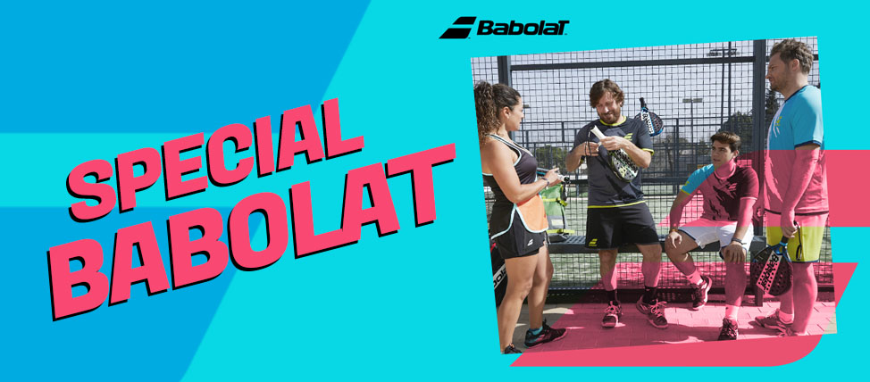 Special Babolat 2021