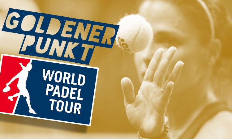 World Padel Tour Goldener Punkt