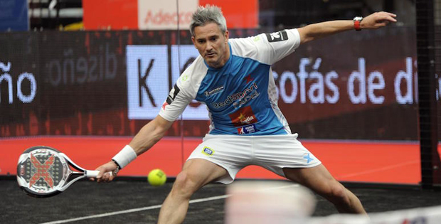 Miguel Lamperti La Sonrisa Eterna Del World Padel Tour Videos De
