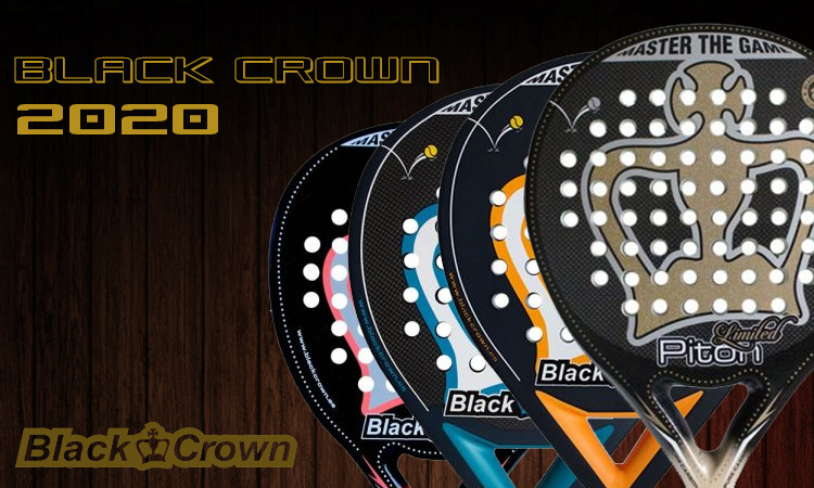 palas de Black Crown 2020