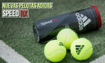 pelotas adidas speed rx