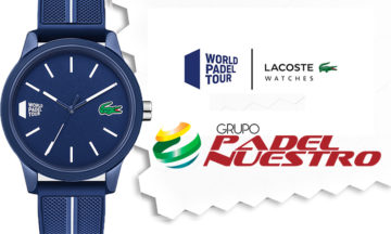 padel nuestro lacoste watches