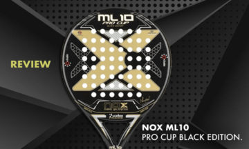 Nox ML10 Pro Cup Black Edittion