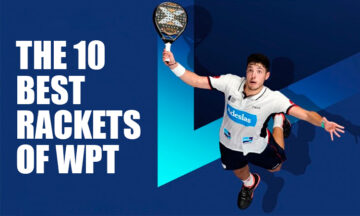 best padel rackets World Padel Tour
