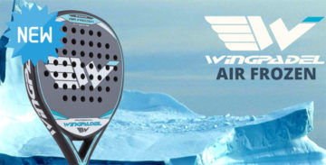 Sorteo Wingpadel Air Frozen