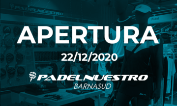 Padel Nuestro Intersport