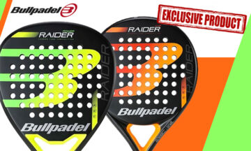 Bullpadel serie Raider