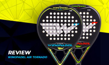 Wingpadel Air Tornado
