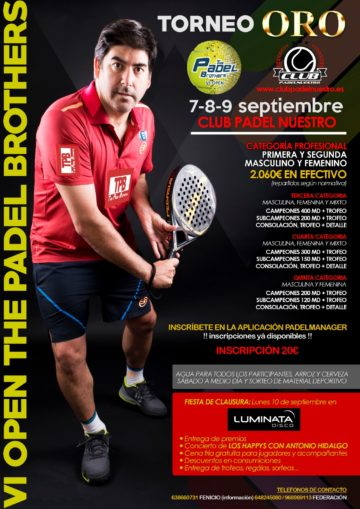 Torneo The Padel Brothers