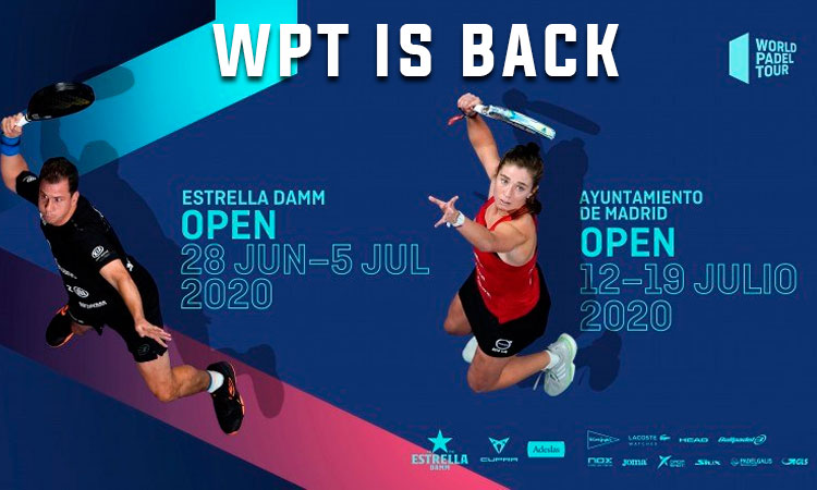 World Padel Tour is back