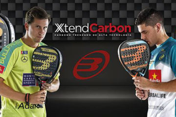 Xtend Carbon - Bullpadel Hack