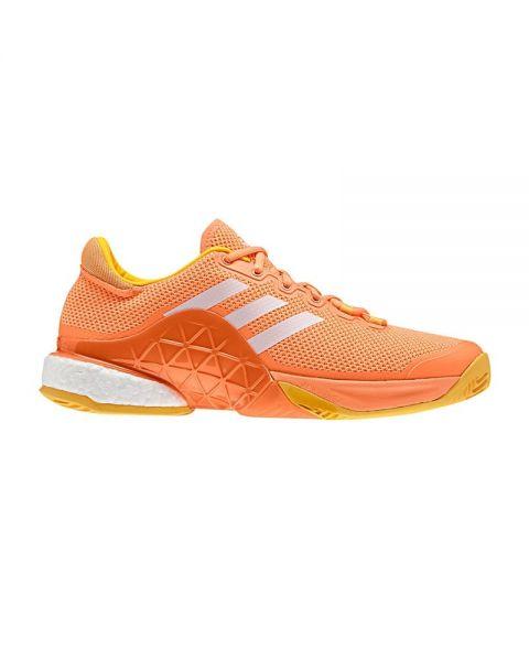 zapatillas adidas naranja fluor hombre