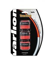 OVERGRIP VARLION TRACTION ROJO 3 UNIDADES