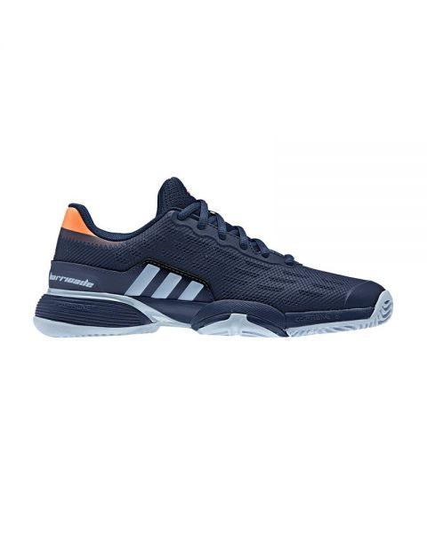 adidas BARRICADE JUNIOR - Padel shoes