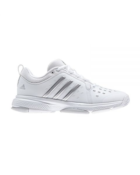 PADEL SHOES ADIDAS BARRICADE CLASSIC WHITE