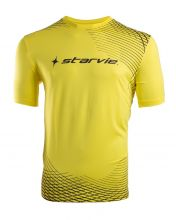 CAMISETA STAR VIE NET YELLOW