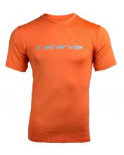 CAMISETA STAR VIE NET ORANGE