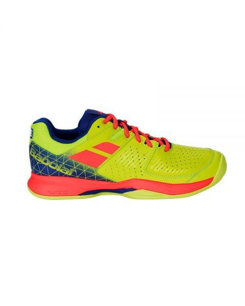b594a47b5c52 Padel shoes Babolat Pulsion WPT Yellow