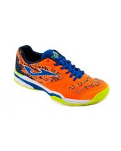 JOMA T SLAM MEN 708 CLAY NARANJA FLUOR