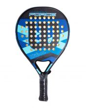 WILSON CARBON FORCE BLAU