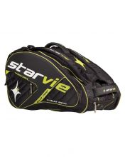 STAR VIE EVOPRO GREEN BLACK PADEL BAG 2017