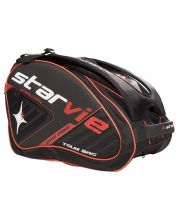 STAR VIE EVOPRO RED BLACK PADEL BAG 2017