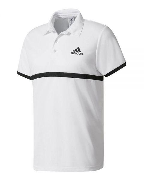 883b2e0d adidas polo shirt - white/black | Online sales