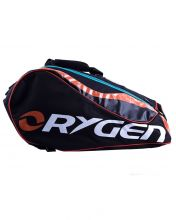 ORYGEN BEGINNING BLACK ORANGE PADEL RACKET BAG