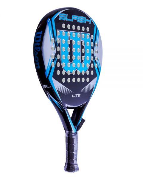 Wilson Slash Lite Padel black bluel  31aaecf125f82