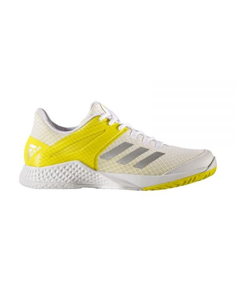 ZAPATILLAS ADIDAS ADIZERO CLUB W BLANCO PLATA BY1610