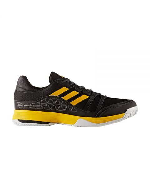 the best attitude 2c424 508d7 ZAPATILLAS ADIDAS BARRICADE COURT NEGRO BY1648