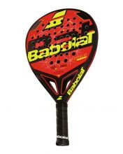BABOLAT VIPER TOUR  BLACK RED YELLOW PADEL RACKET 150046 189