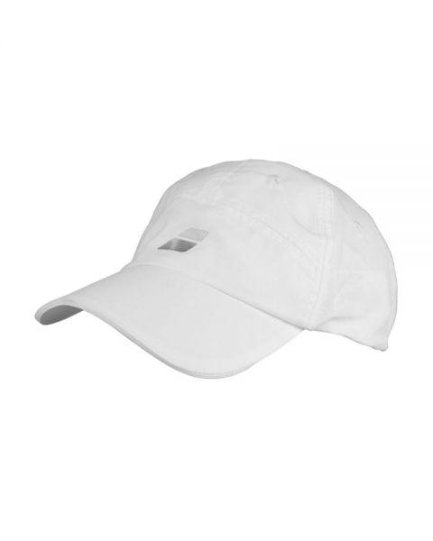 9e8aa5a8 BABOLAT MICROFIBRE WHITE CAP 5US17222 101