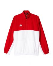 ADIDAS T16 TEAM RED WHITE JACKET