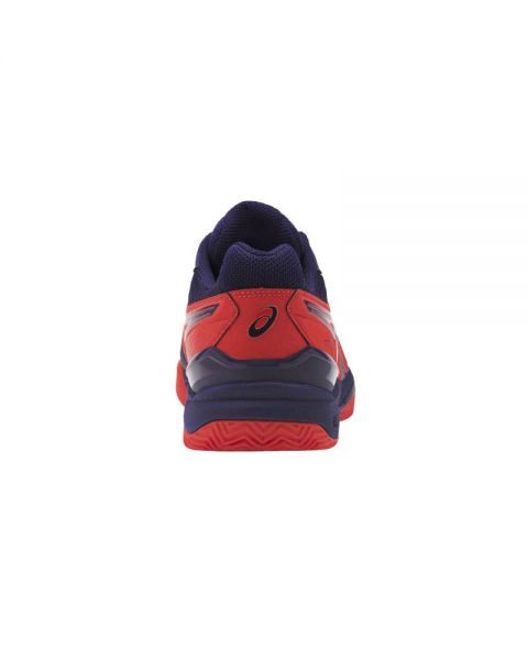 asics gel bela 5 sg azul rojo e607y 0633