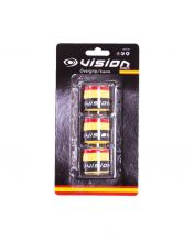 VISION SOFT SPAIN MULTICOLOUR OVERGRIP TRIPACK
