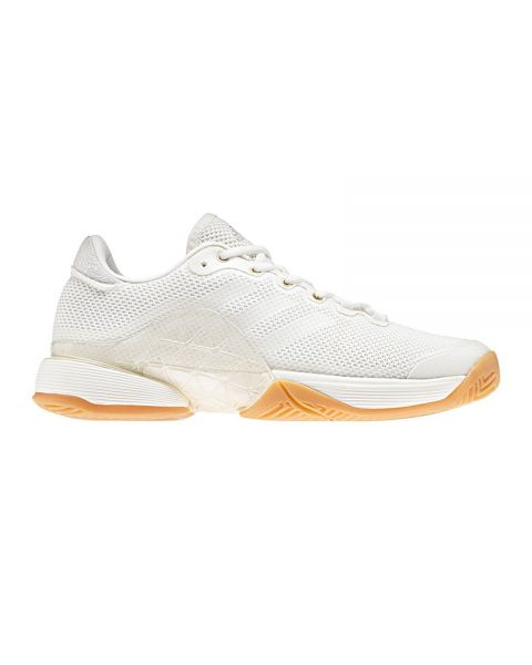 aliexpress outlet store sale high fashion Adidas Barricade 2017 Mini White | Offers