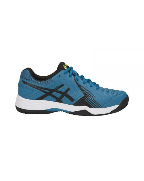 ASICS GEL GAME 6 CLAY BLUE E706Y 4690 56ad2bc8687