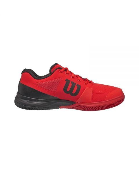 WILSON RUSH PRO 2.5 CLAY RED BLACK