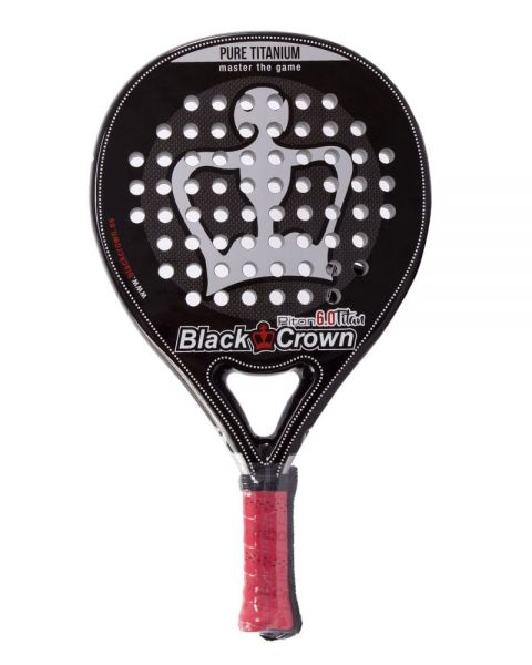 Pala de p/ádel Piton 4.0 Black Crown