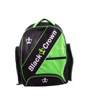 MOCHILA BLACK CROWN NEGRO VERDE