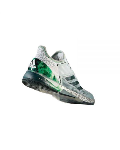 3 Adidas Adizero Mujer By1617 Ubersonic Verde Gris 9H2YDIWE