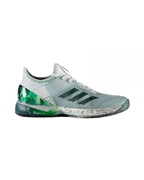 Adidas 3 Mujer Verde By1617 Gris Ubersonic Adizero LS54RcAjq3