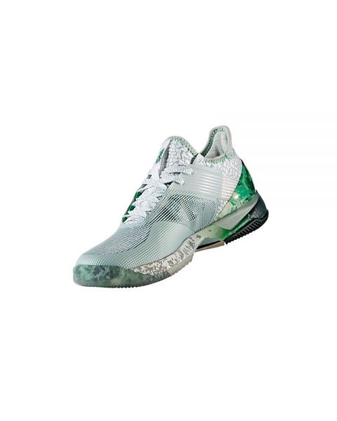 Adizero Ubersonic By1617 Gris Adidas Mujer 3 Verde nmwvN80O