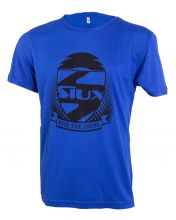 SIUX TRAINING BLUE BLACK LOGO SHIRT