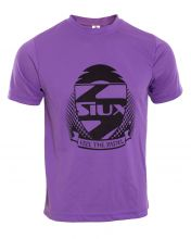 T-SHIRT SIUX COMPETITION VIOLET