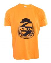 T-SHIRT SIUX COMPETITION ORANGE FLUORESCENT
