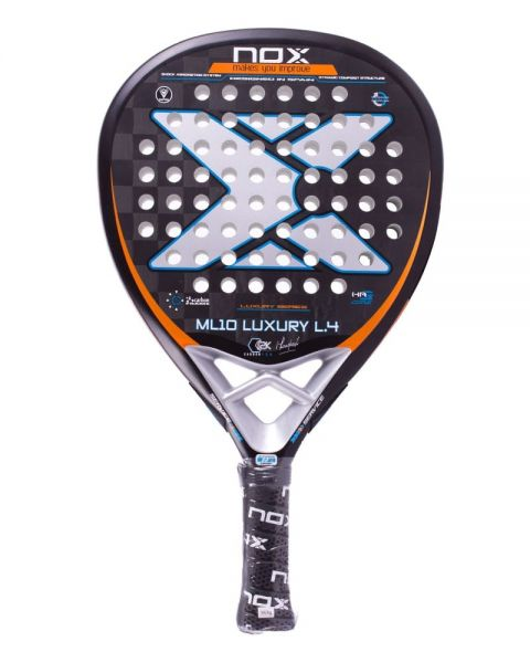 13c840d54 Nox ML10 Luxury L4 Silver | Padel racket Nox for power at the best price