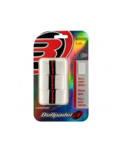 OVERGRIP BULLPADEL 3 UNIDADES GB-1200 BLANCO